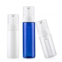 24pcs/lot 150ml PET plastic cosmetic container,  empty foaming bottles for liquid soap