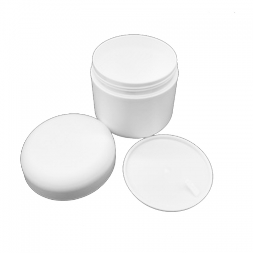 80pcs/lot 50g 50ml plastic cosmetic jar,  empty cream jar for cosmetic packaging